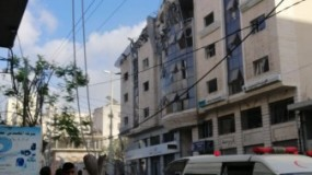 4 شهداء وعدة إصابات في القصف الإسرائيلي ببلدة بيت لاهيا ومدينة غزة