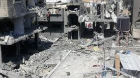 مجزرة جديدة يرتكبها الاحتلال في دير البلح ترفع عدد شهداء العدوان إلى 227