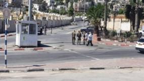 جيش الاحتلال يعدم فلسطينيًا بزعم تنفيذه عملية طعن