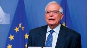 الاتحاد الأوروبي يدعو إلى وقف إطلاق النار بين إسرائيل والفلسطينيين