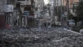 تطورات عدوان الاحتلال الإسرائيلي على قطاع غزة في يومه العاشر..