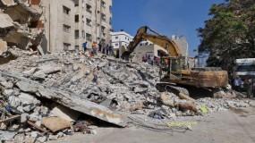 سرحان: نسبة إزالة ركام المباني والأبراج تجاوزت 50% وعملية الاعمار ستبدأ بهذا الوقت