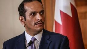 وزير الخارجية القطري: سنقدم 500 مليون دولار لإعادة إعمار غزة