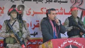 """جرغون: لن نقف متفرجين على عدوان الاحتلال وشعبنا قادر على قطع رؤوس """"لصوص الأسوار"""""""