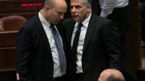 لابيد يبلغ ريفلين بنجاحه في مهمة تشكيل حكومة الاحتلالالإسرائيلي