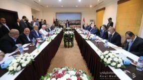 بعد لقاء عباس كامل..الحية: ناقشنا ترتيب البيت الفلسطيني لمواجهة العالم برؤية استراتيجية