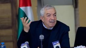 العالول: اللجنة المركزية في حالة انعقاد دائم.. ومصر سترسل دعوات لإجراء حوار وطني