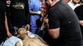 استشهاد فتى برصاص الاحتلال جنوب نابلس