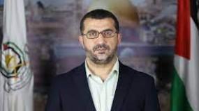 المتحدث باسم حماس في القدس يؤكد أولوية إعادة إعمار غزة