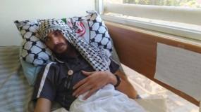 الرئيس عباس يهاتف الأسير المحرر الغضنفر أبو عطوان مهنئا بالإفراج عنه
