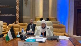 القاهرة: فلسطين عضو مكتب تنفيذي دائم في منظمة تنمية المرأة