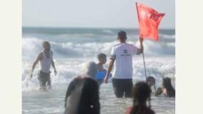 تحذيرات من السباحة.. إنقاذ 18 شخصاً من الغرق صباح الجمعة