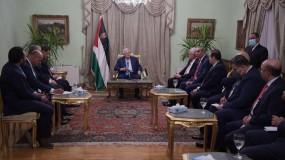 الرئيس يلتقي عددا من كبار الإعلاميين المصريين