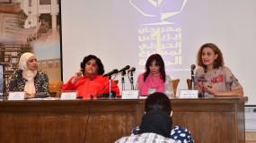 عبير لطفى : ايزيس لمسرح المرأة  المهرجان الدولى الوحيد من نوعه حاليا فى الوطن العربى