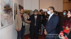 """افتتاح معرض العرب الدولي دورة """"الأردن تاريخ وحضارة"""""""