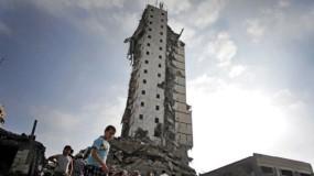 غزة: الأشغال تُحذر من استخدام الحديد المستخرج من أنقاض المباني المدمرة