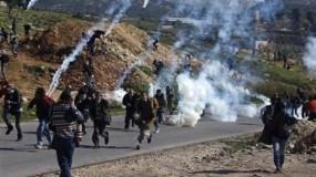 إصابة طفلين وأربعة شبان برصاص الاحتلال في مسيرة كفر قدوم الأسبوعية