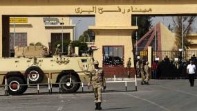 (واللا): إسرائيل ومصر تتوصلان لاتفاقات بتعزيز الأمن عند معبر رفح ووضع الكاميرات..