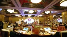 أمين عام مجلس التعاون الخليجي يطالب عباس بالاعتذار عن تجاوزات بعض الفصائل