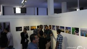 """تواصل فعاليات مهرجان غزة الثاني للفن التشكيلي المعاصر وافتتاح معرضاً للصور الفوتغرافية والكاريكاتير بعنوان """" حكاية """""""