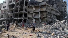 الأشغال بغزة: تجاوزنا إعمار ما دمره الاحتلال خلال حرب 2014 بنسبة 90%