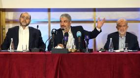 خالد مشعل: كتائب القسام ستُجبر الاحتلال الاستجابة لمطالبه ضمن صفقة مشرفة