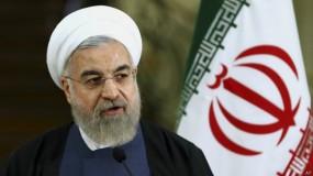 """روحاني لــ""""ماكرون"""": إسرائيل أخطأت بعدوانها على لبنان"""