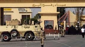 سفارة  دولة فلسطين بمصر : توافد قوافل المساعدات من المغرب و تونس والكويت و أوكرانيا إلى قطاع غزة من معبر رفح البري