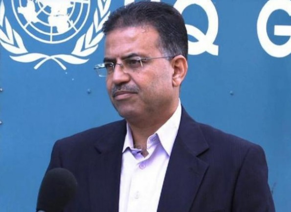 أبو حسنة: عجز الأونروا المالي وصل لـ100 مليون دولار ونتواصل مع المانحين لضمان دفع الراتب القادم