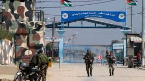 وفد أمني مصري يصل إلى قطاع غزة