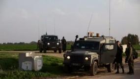 """جيش الاحتلال :"""" عناصر من الجهاد اطلقت النار على قواتنا مقابل شرق غزة"""""""