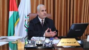 برهوم: وفد من قيادة الحركة يصل العاصمة المصرية القاهرة الإثنين لاستكمال الحوار الوطني