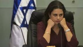 شاكيد: لن ننسحب من أراضي 1967 ولن نسمح بإقامة دولة فلسطينية