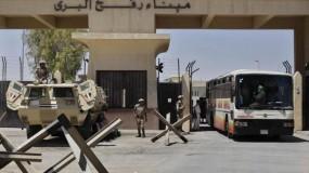 سفارة فلسطين بالقاهرة : عودة المواطنين العالقين في مصر إلى قطاع غزة