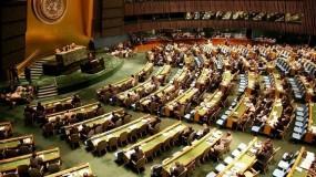 رئيس الجمعية العامة للأمم المتحدة بوزكير يطلق نداء للسلام بين الفلسطينيين والإسرائيليين