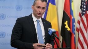 ملادينوف: مجلس الأمن سينعقد الأسبوع المقبل لمناقشة القضية الفلسطينية