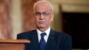 عريقات: فلسطين ستقطع علاقاتها مع أي دولة تنقل سفارتها إلى القدس المحتلة